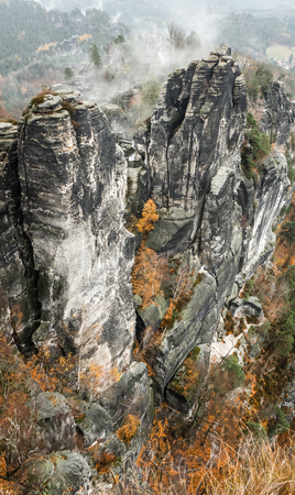 saxon: Saxon Switzerland national park, Germany