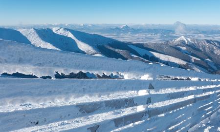 tatras: Low Tatras mountains, Slovakia
