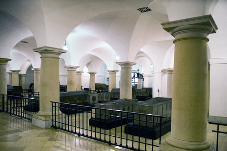 royals: The Hohenzollern crypt beneath the Berlin Cathedral - collection of Prussian royals in the world