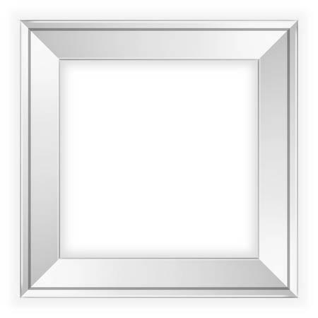 grey picture frame photo