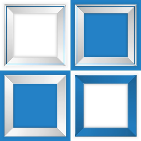 set of picture frames photo