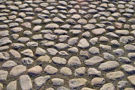 cobble: Cobble Stone Texture Stock Photo