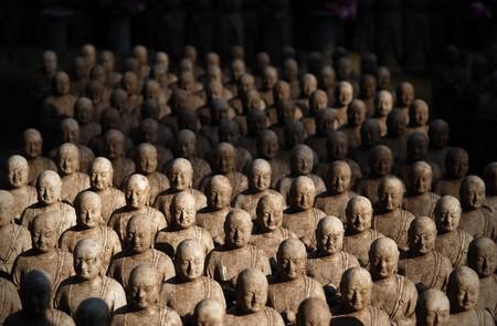 kamakura: Kamakura 1001 monks in Japan