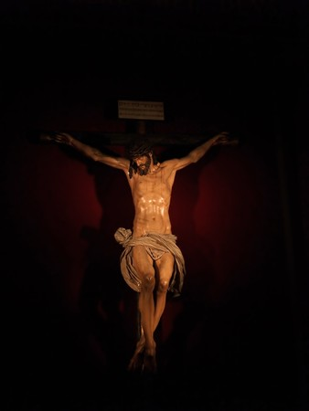 jesus blood: Christ Stock Photo