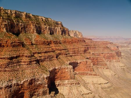 rock canyon: Grand Canyon National Park in the USA