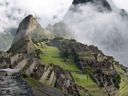 Machu Picchu (Peru) photo