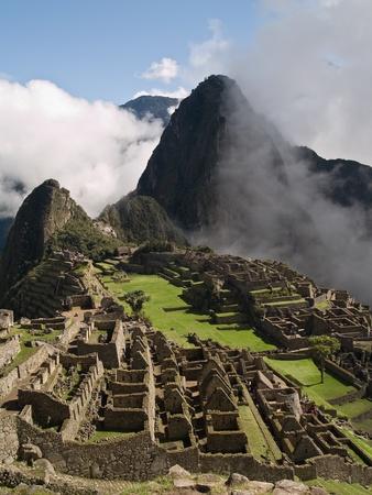 incan: Machu Picchu (Peru)