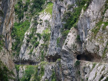 Caress route - 17 km of trekking in Asturias, Spain