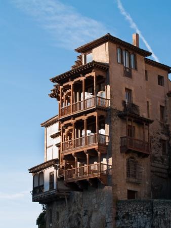 cuenca: Hanging Houses of Cuenca in Spain