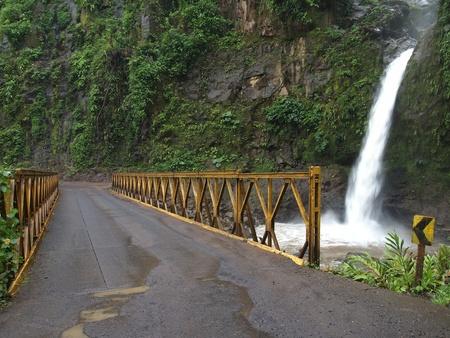 la: Die La Paz Wasserf�lle in Costa Rica