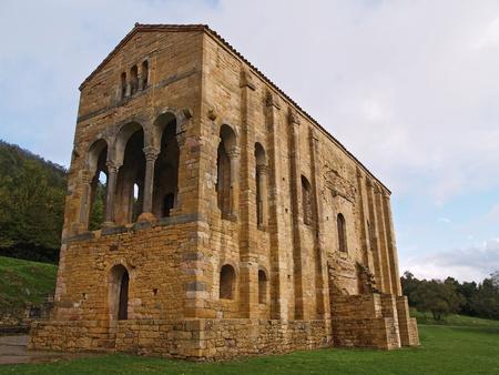 patrimony: The church of St Mary at Mount Naranco Editorial