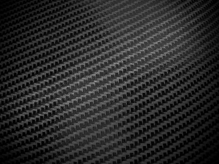 Shiny, black carbon fibre background Stock Photo - 14600982