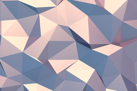 crystal background: Abstract crystal background