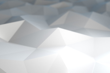 crystal background: Abstract crystal background with depth of field Stock Photo