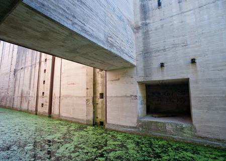 bunker: World war two bunker
