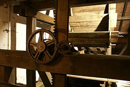 waterwheel-facility details