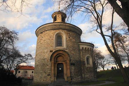 Rotunda of the 12th century