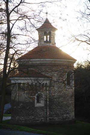 12th century: Rotunda of the 12th century