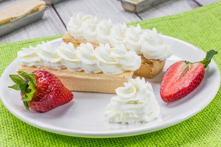 Sweet Traditional Czech Dessert -