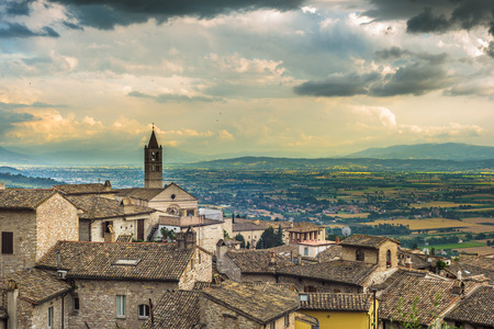 assisi: Charming streets of Assisi