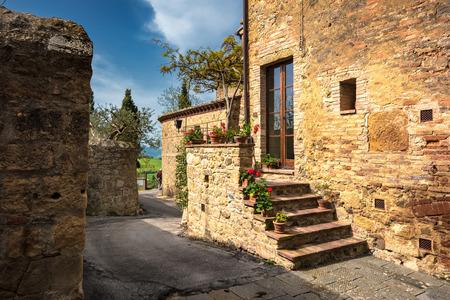 Corners of Monticchiello.