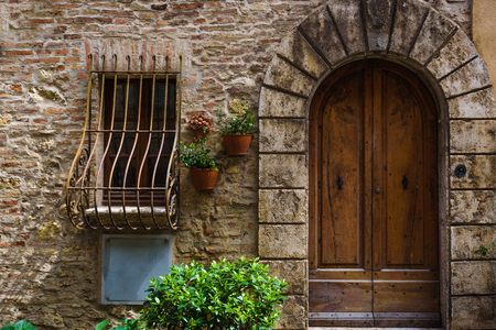 montepulciano: Tuscan restaurant in the corners of the medieval town of Montepulciano.