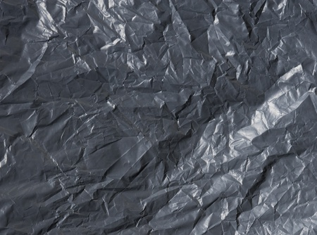 rumple: Abstract plastic foil texture background