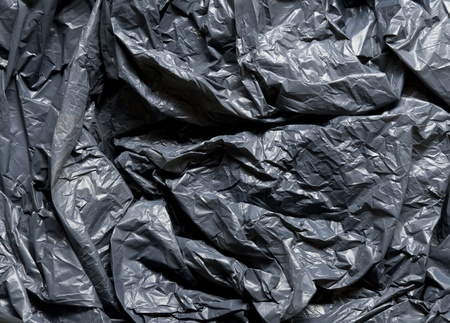 Abstract plastic foil texture background