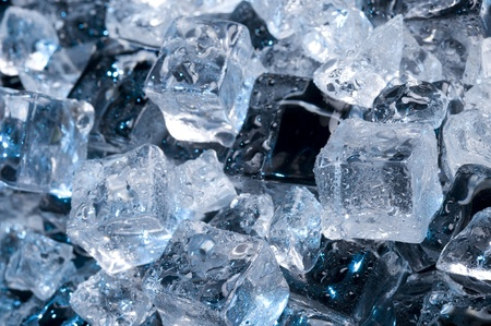 luster: Abstract with black ice. Creative coold Background