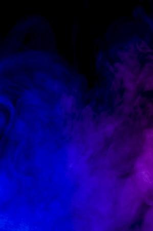 Creative  color smoke.  Abstract fumes  Stock fotó