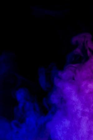 Creative  color smoke.  Abstract fumes Stock fotó - 11035722