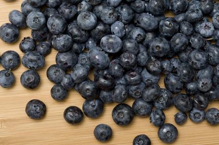 Backgound with sweet fresh blueberries Zdjęcie Seryjne - 11365073