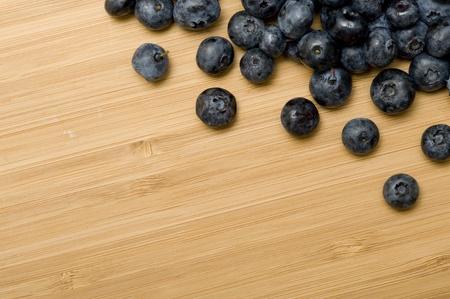 Backgound with sweet fresh blueberries Zdjęcie Seryjne - 11365085
