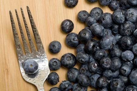 Backgound with sweet fresh blueberries Zdjęcie Seryjne - 11365044