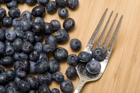 Backgound with sweet fresh blueberries Zdjęcie Seryjne - 11364994