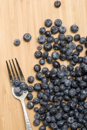 Backgound with sweet fresh blueberries Zdjęcie Seryjne - 11365040