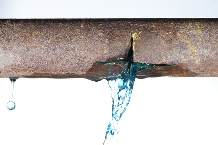 Water tube of the durst