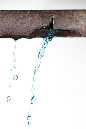 Tubo di acqua del durst Archivio Fotografico - 11420938