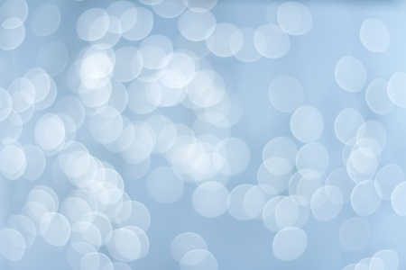 luster: Christmas blue background