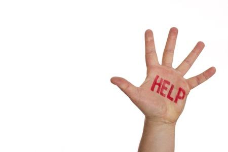 Hand en word Help