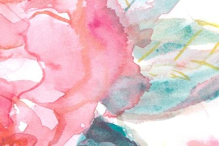 Water-color texture Banque d'images