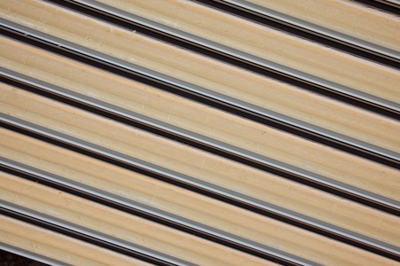 sheathing: Diagonal arrangement of sendwich panels