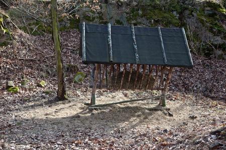stocked: Hay feeder fot the deers
