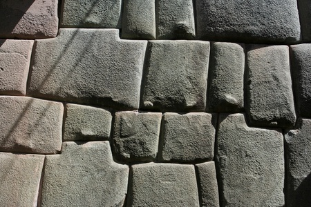 cuzco: Perfect historic stonemason work at Cusco