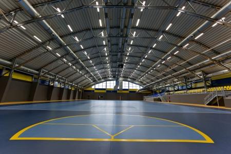 Sport hall photo