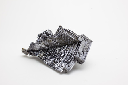 plumbum: Galena, Galenite  - PbS, important ore of lead and silver