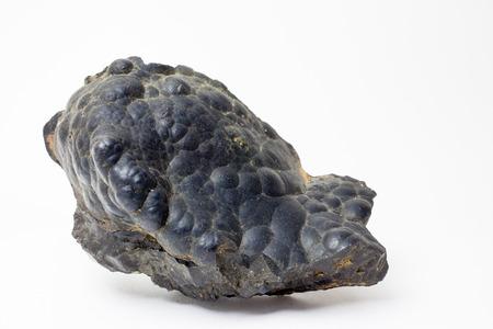 source of iron: Limonite - Fe2O3- important iron ore, contains 40% of iron