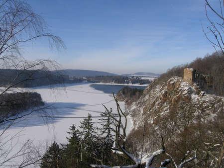 reigns: Mrs  winter reigns in Sec Dam