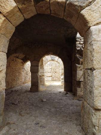 afrique du nord: Bulla Regia une des plus riches villes anciennes en Afrique du Nord - fouilles