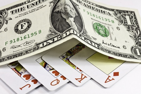 straight flush: a game won with a straight flush Editorial